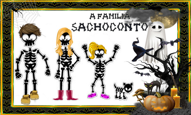 A familia Sachoconto #3: O monstro do canapé
