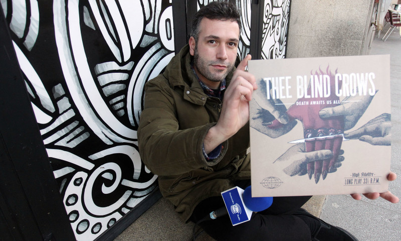 La playlist de... #127: Diego 'Thee Blind Crows'
